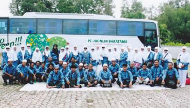 Jhonlin Group. Jhonlin Baratama