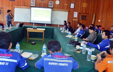 Jhonlin Group, Jhonlin Baratama Training Sistem Management Lingkungan