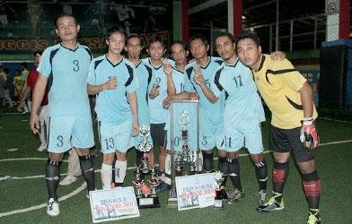 Jhonlin Futsal Community Cup II 2012