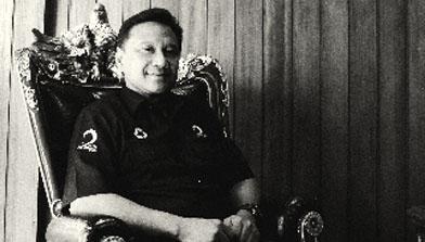 Ongki P Soemarno, Jhonlin Group, Batulicin