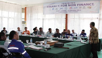 Batulicin. Finance For Non Finance Training, Jhonlin Group
