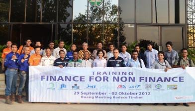 Batulicin. Finance For Non Finance Training, Jhonlin Group