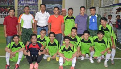 Batulicin, Jhonlin Group Futsal Club, Dandim Cup Tanahbumbu 2012