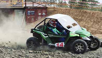 Batulicin, Super Special Stage Offroad, Indonesia Utv Club