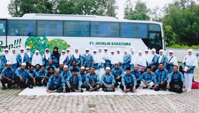 Batulicin, Jhonlin Group