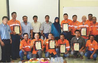 Batulicin, ISO PT. Dua Samudera Perkasa, Jhonlin Group