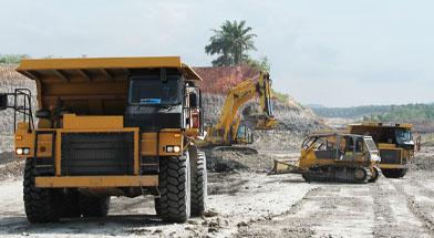 Batulicin, Info tambang, Jhonlin Group