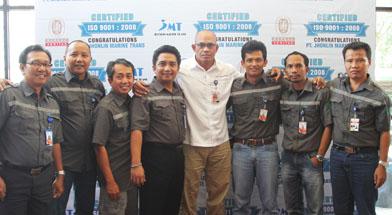 Batulicin, ISO PT. Jhonli Marine Trans, Jhonlin Group