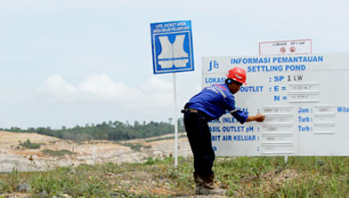 Peringatan Hari Lingkungan Hidup Jhonlin Group, Tanah Bumbu, Kalimantan selatan