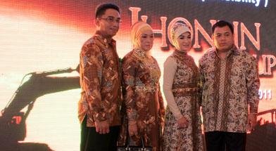 Heru Wijaya, PT. Jhonlin MArine Trans, Jhonlin Group