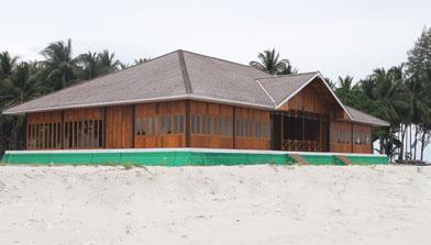Pulau Sambar Gelap, Jhonlin Group, Kalimantan Selatan, H Isam, h-isam