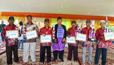 Pesta Adat Mappanretasi, Jhonlin Group, Kalimantan Selatan, Batulicin, H Isam, h-isam