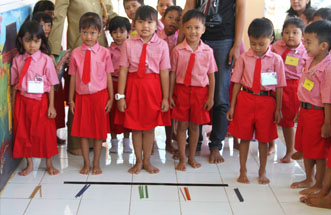 TK Jhonlin Pertiwi, Kalimantan Selatan, Jhonlin Group, H Isam, h-isam, HUT RI ke-68