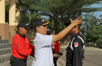 Jhonlin security Service, Jhonlin Group, Kalimantan Selatan, Batulicin, H Isam, h-isam