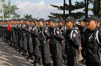 Jhonlin Group, Jhonlin Security Service, Kalimantan Selatan, Batulicin, h Isam, h-isam
