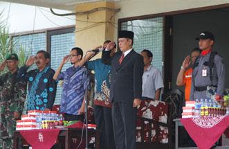 Jhonlin Group, Jhonlin Security Service, HUT RI, Kalimantan Selatan, Batulicin, H Isam, h-isam