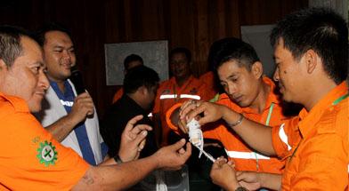 Jhonlin Group, Kalimantan Selatan, PT. Dua Samudera Perkasa, Batulicin, H Isam, h-isam