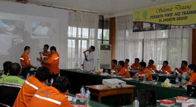 Jhonlin Group, PT. Dua Samudera Perkasa, Kalimantan Selatan, batulicin, H Isam, h-isam