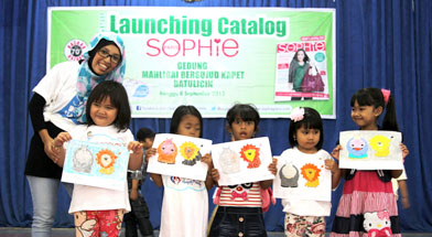 Jhonlin Group, Kalimantan Selatan, Batulicin, TK Jhonlin Pertiwi, H Isam, h-isam
