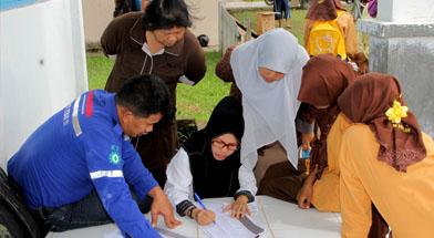Jhonlin Group, Kalimantan Selatan, Batulicin, CSR, Batuan dana prestasi, H Isam, h-isam