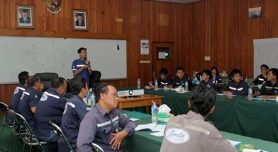 Jhonlin Group, PT. Jhonlin Marine Lines, Kalimantan Selatan, Batulicin, Pelatihan First Aid, h isam