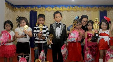 Jhonlin Group, Kalimantan Selatan, Batulicin, TK Jhonlin Pertiwi, Hari Perdamaian Internasional, h isam