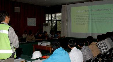 Jhonlin Group, PT. Jhonlin Agromandiri, Kalimantan Selatan, Batulicin, Induksi K3, h isam