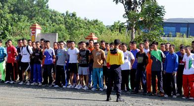 Jhonlin Group, PT. Jhonlin Sasangga Banua, Kalimantan Selatan, Batulicin, h isam