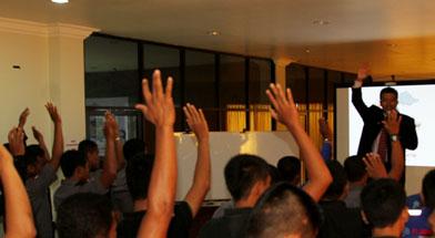 Jhonlin Group, PT. Jhonlin Sasangga Banua, Kalimantan Selatan, Training Service execelent, h isam