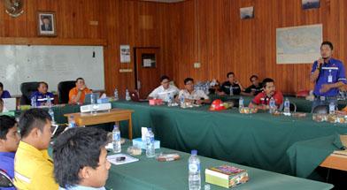 Jhonlin Group, Kalimantan Selatan, Batulicin, Meeting K3LH, SHE, h isam