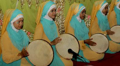 Jhonlin Group, Tahun Baru Islam 1435 H, Kalimantan Selatan, Batulicin, Darul Azhar,  h isam