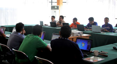 Jhonlin Group, sosialisasi Jamsostek, Kalimantan Selatan, Batulicin, h isam