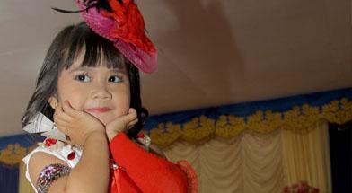 Jhonlin Group, TK Jhonlin Pertiwi, Kalimantan Selatan, Batulicin, Putri Bunga, Putri Citra 2013, h isam