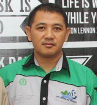 Jhonlin Group, Aris Yuwono, Profile,  Kalimantan Selatan, Batulicin, h isam