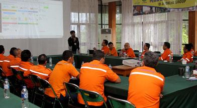 Jhonlin Group, Dashboard Qlik view, Kalimantan Selatan, Batulicin, h isam