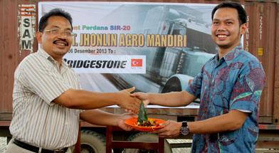 Jhonlin group, PT. Jhonlin agromandiri, SIR 20, karet, Kalimantan Selatan, Batulicin, h isam