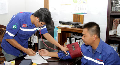 Jhonlin Group, SHE, Fire and Response Team, Kalimantan Selatan, Batulicin, h isam