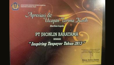 Jhonlin Group. H Isam, Batulicin