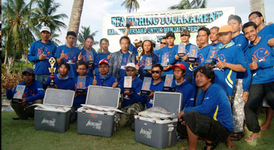 Jhonlin Group, Hobbies, Memancing, Kalimantan Selatan, Batulicin, h isam