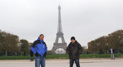 Jhonlin Group, Jalan-jalan Bro, German, Paris, Kalimantan Selatan, Batulicin, h isam