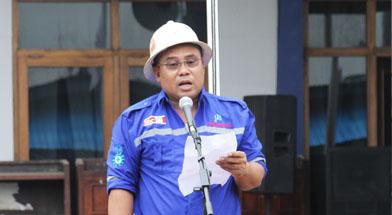 Jhonlin Group Kalimantan Selatan, Bulan K3 Nasional Tahun 2014, Ranah Bumbu, Batulicin, h isam