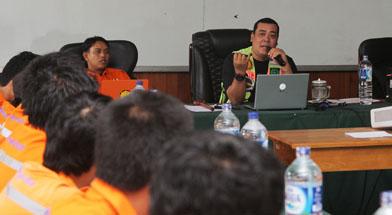 Jhonlin Group, Jhonlin fire And Rescue Team, SHE, Kalimantan Selatan, Tanah Bumbu, Batulicin, h isam