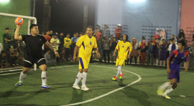 Jhonlin Group, Jhonlin Futsal Cup, Kalimantan Selatan, Batulicin, h isam