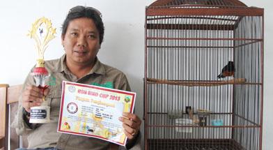 Jhonlin Group, Kicau Mania, Emmanuel, Kalimantan Selatan, Batulicin, h isam