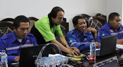 Jhonlin Group, PT. Jhonlin Baratama, Pelatihan Komputer, Kalimantan Selatan, Batulicin, h isam