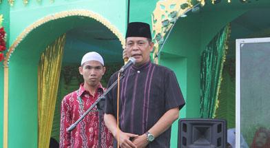 Jhonlin Group, MTQ Ke XI Kecamatan Simpang empat, Kalimantan Selatan, Tanah Bumbu, Batulicin, h isam