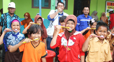 Jhonlin Group, Sosialisasi kesehatan dan keselamatan, SHE Jhonlin Group, Kalimantan Selatan, Tanah Bumbu, Batulicin, h isam