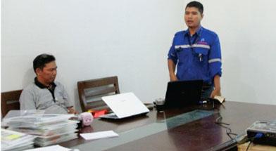 Jhonlin Group, SHE Jhonlin Group, Basic K3, Kalimantan Selatan, Batulicin, h isam