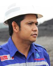 Jhonlin Group, PT. Jhonlin Baratama, Kalimantan Selatan, Tanah Bumbu, h isam