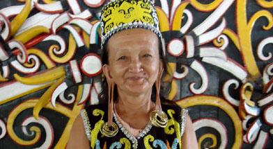 Jhonlin Group, budaya kalimantan, dayak, Kalimantan selatan, tanah bumbu, batulicin, h isam